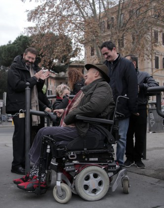 Ponte Sisto finalmente accessibile ai disabili