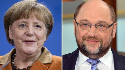 Elezioni in Germania: una partita a due tra Angela Merkel e Martin Schulz?