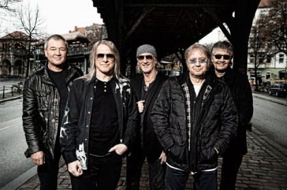 "Deep Purple, quarant'anni fa i trionfi con ""Burn"""