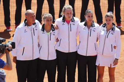 Tennis. World Group, Errani e  Pennetta vincono il doppio. Usa sconfitte. La Williams non basta