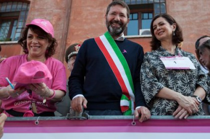 "In 70mila a Roma per ""Race for the Cure"""