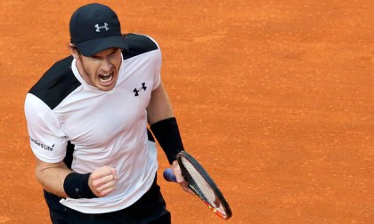 Tennis. Chiusi gli Internazionali d'Italia. Serena Williams e Andy Murray i re di Roma